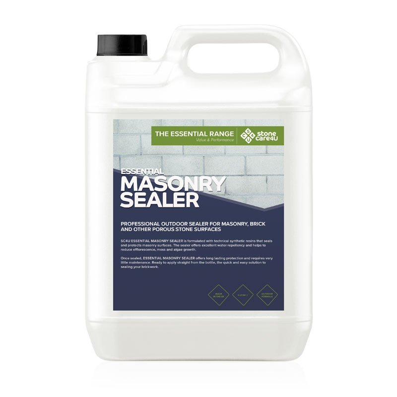 Essential Masonry Sealer Breathable Stonecare4u