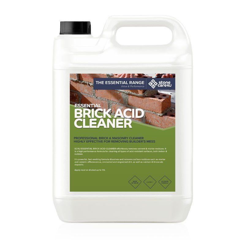 Essential Brick Acid Cleaner